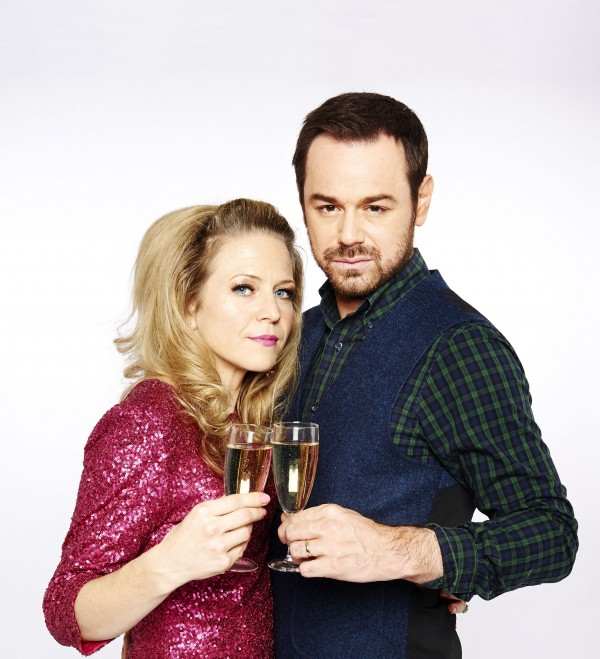 EastEnders Linda and Mick