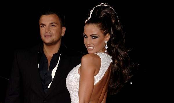 Peter Andre And Katie Price In 2006