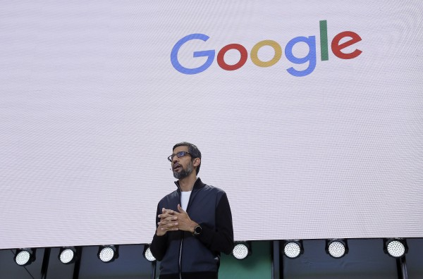 The Google CEO