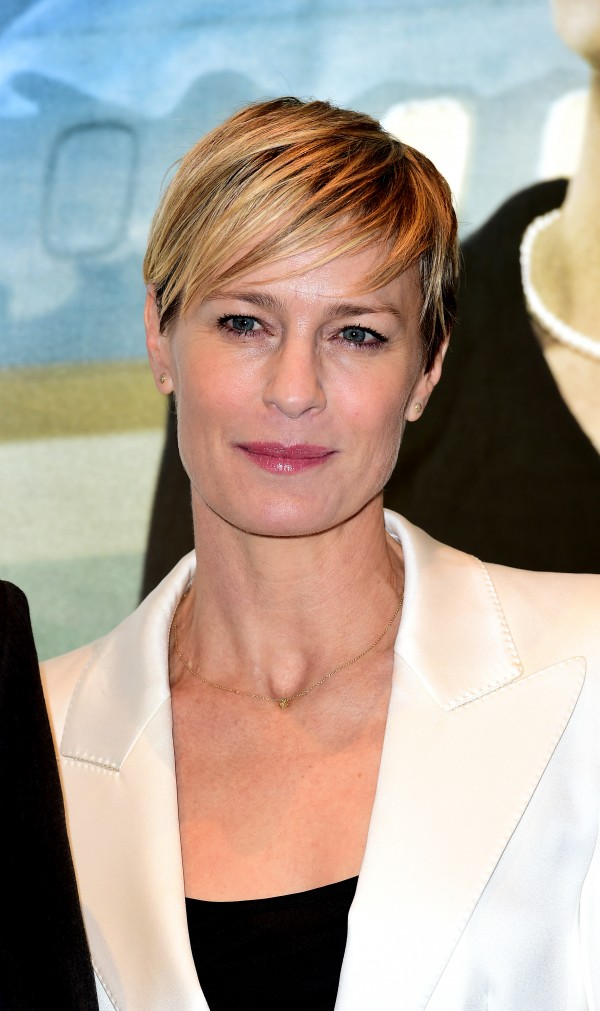 House Of Cards Robin Wright I Was Told Kevin Spacey And I Were
