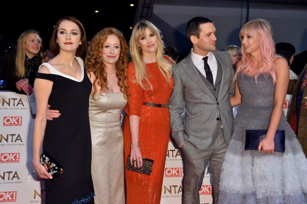The cast reunited for the NTAs in January.