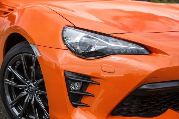 Toyota GT86 Orange Edition
