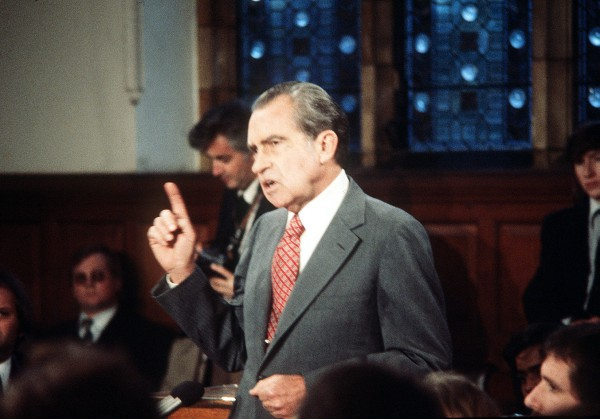 the controversial life of richard nixon From richard m nixon, who resigned following the watergate scandal, to the  impeached andrew johnson, dr adam smith considers five of.