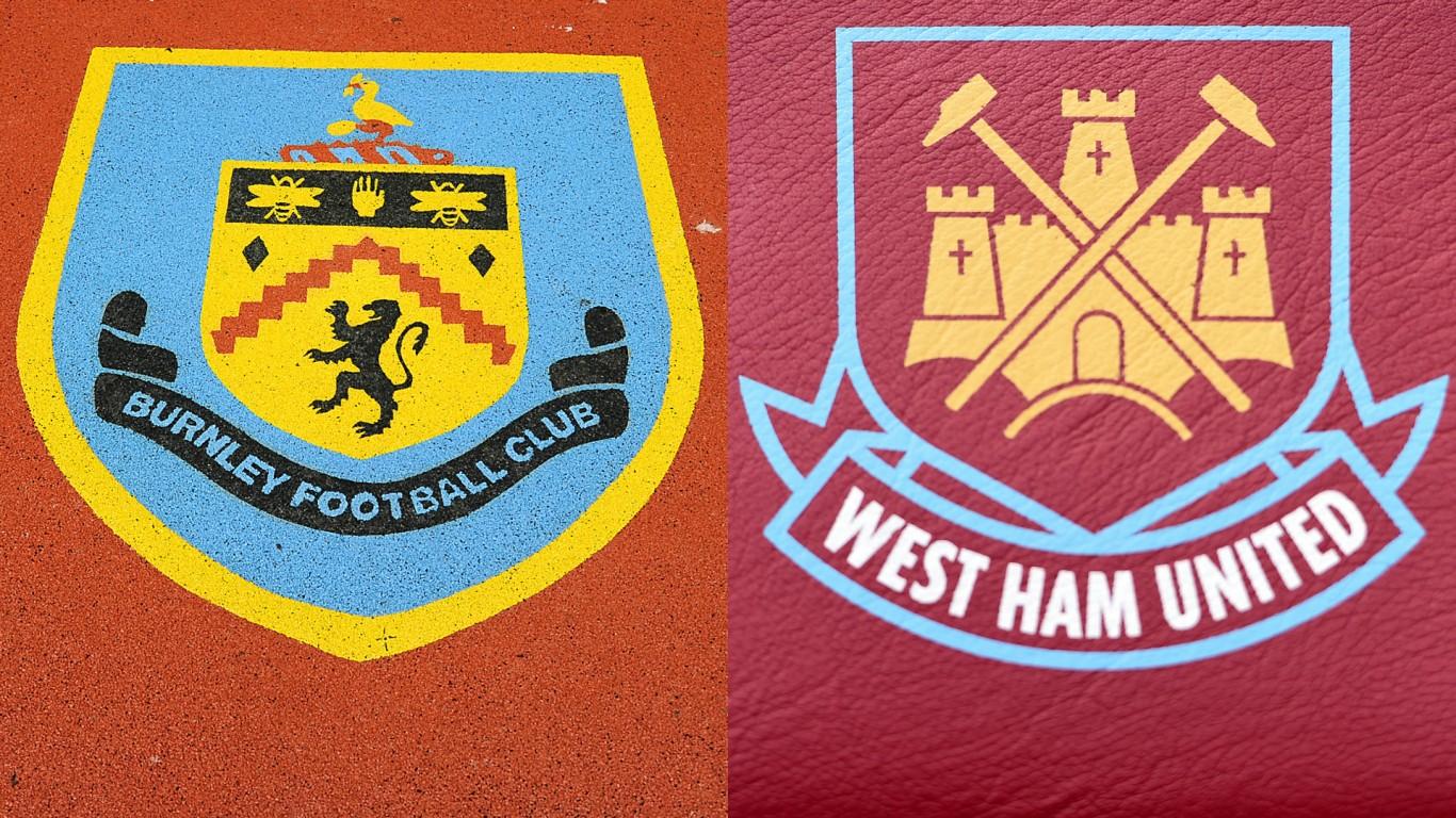 Burnley v West Ham United