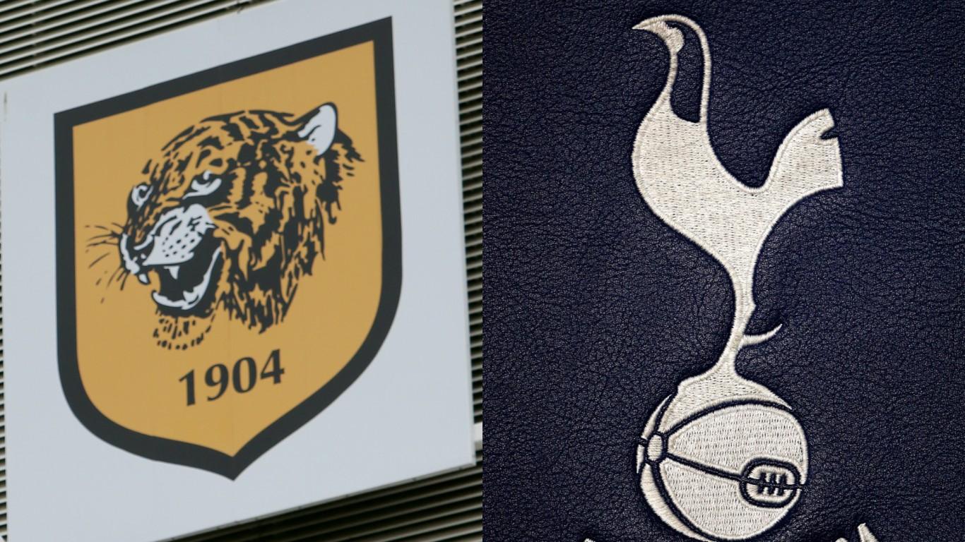 Hull City v Tottenham Hotspur