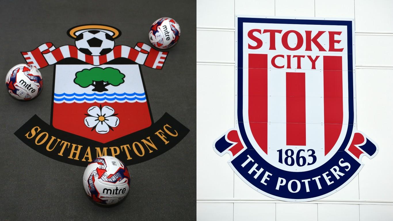Southampton v Stoke City