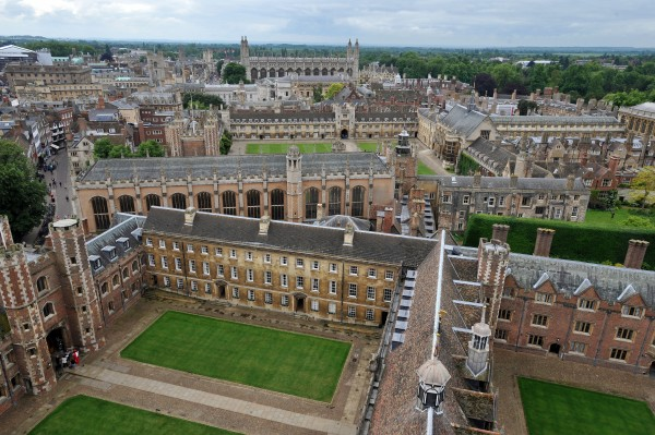 cambridge university (Nick Ansell/PA)