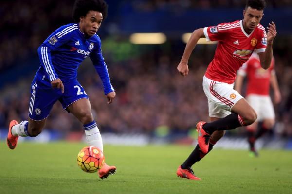 Manchester United defender Cameron Borthwick-Jackson