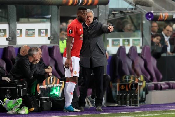 Manchester United footballer Timothy Fosu-Mensah