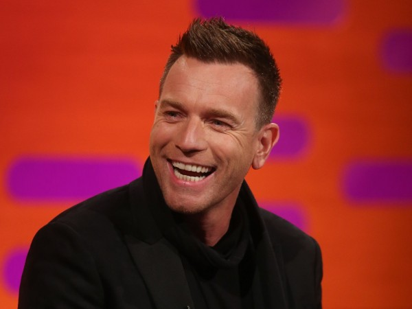Ewan worked with Sir Roger for the charity.