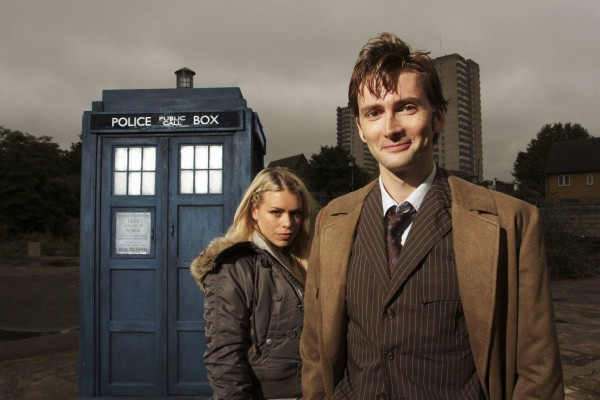 Another one of our favourite Docs: David Tennant.