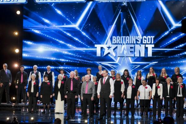 Missing people choir