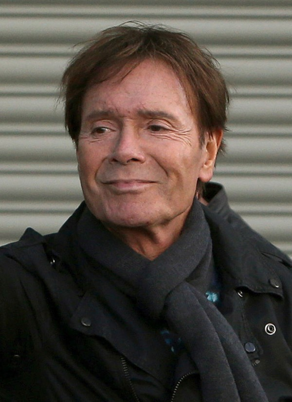 Sir Cliff Richard (Brian Lawless/PA)