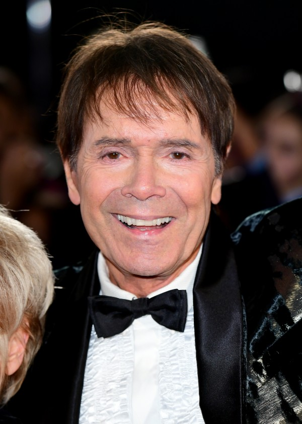 Sir Cliff Richard (Ian West/PA)