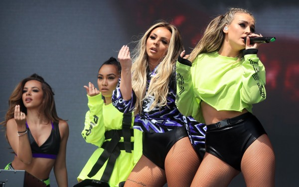 Little Mix at Radio 1's Big Weekend