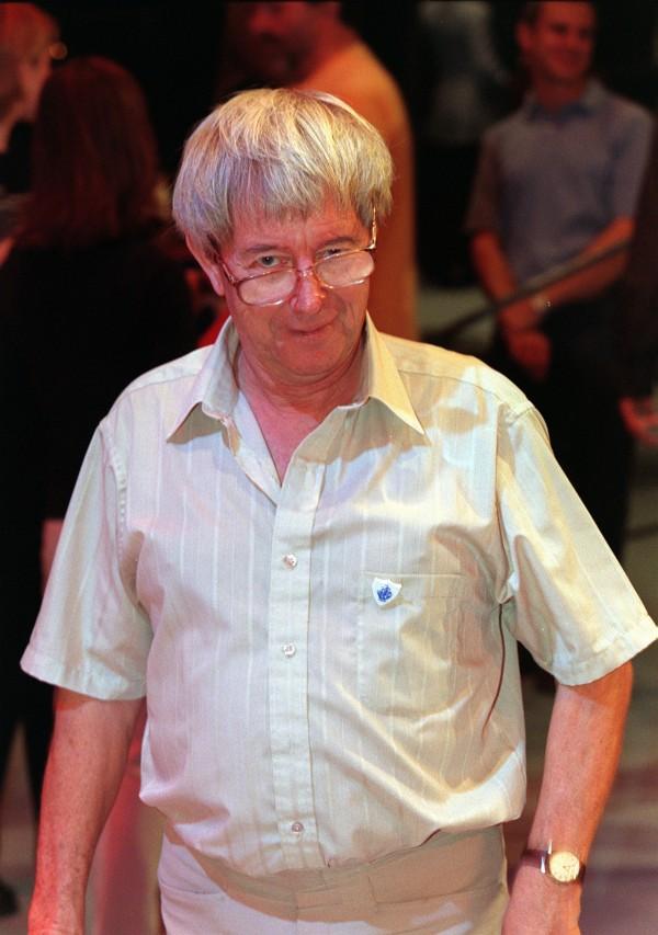 John Noakes (Peter Jordan/PA)