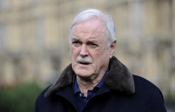 Michael's former Python partner, John Cleese.