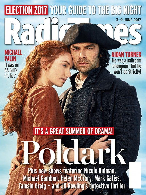 Radio Times, out now.