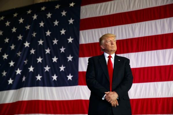 (Evan Vucci/AP/PA)