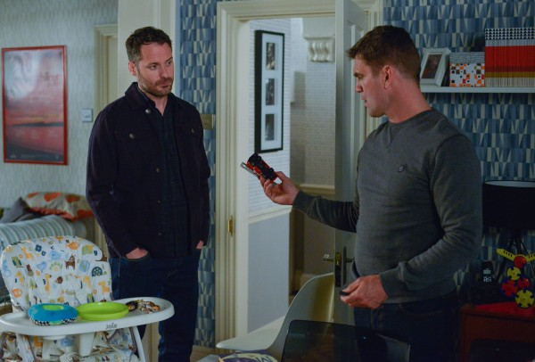 EastEnders Charlie and Jack