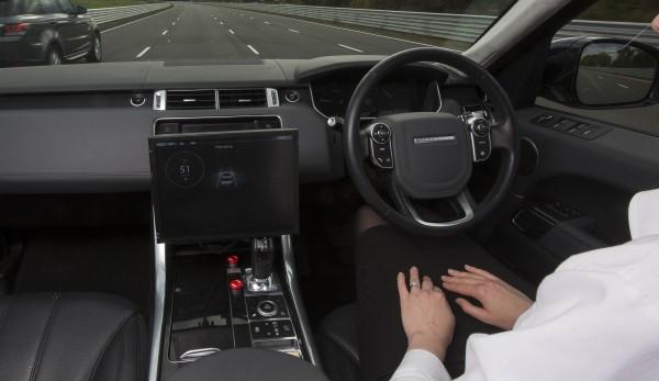 Driverless cars.