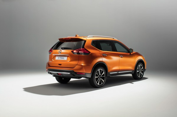 Nissan reveals facelifted X-Trail SUV