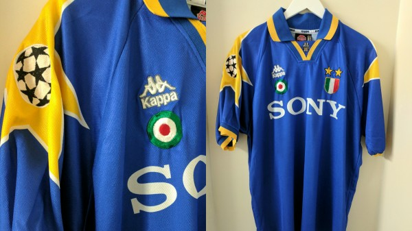 2315aadd618 5 of the greatest Champions League winning shirts from finals gone ...