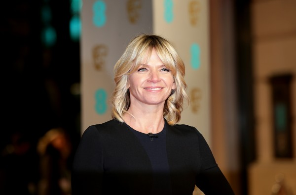 Zoe Ball thanks fans for support on return to Radio 2