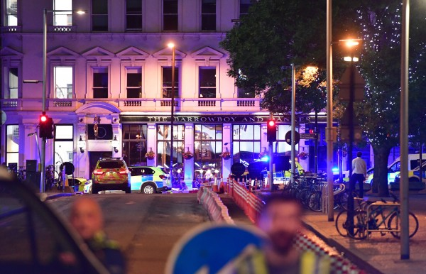 How the London Bridge and Borough Market attack unfolded