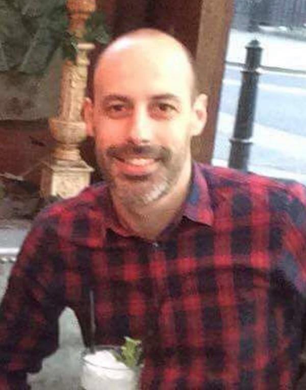 Sebastien Belanger who was last seen drinking at the Boro Bistro near Borough Market before the London Bridge attack
