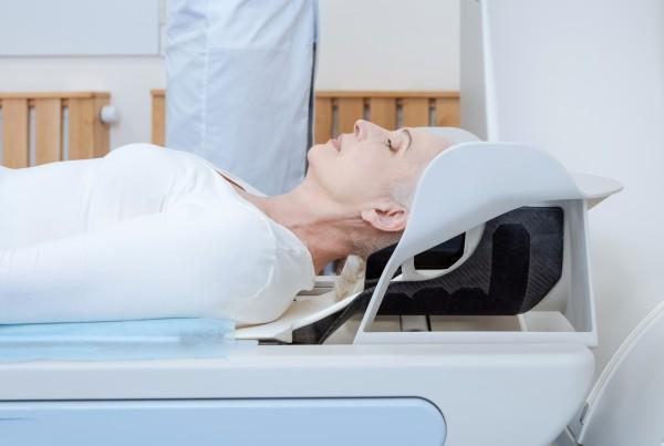 MRI scanner.