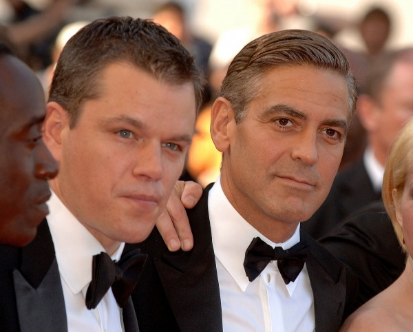 George Clooney and wife welcome twins