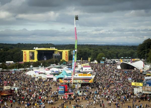 Leeds Festival (Danny Lawson/PA)