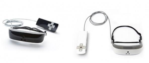eSight headset