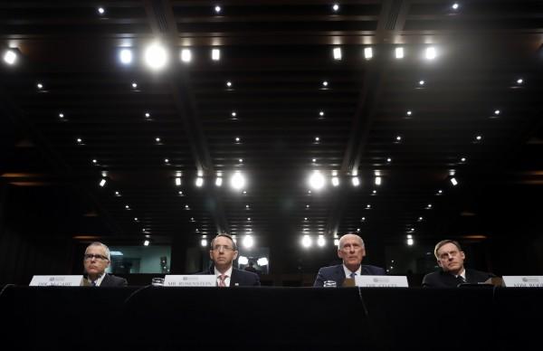 Intelligence chiefs