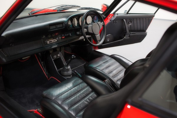 Beautifully Restored 1981 Porsche 911 Turbo Goes Up For Auction
