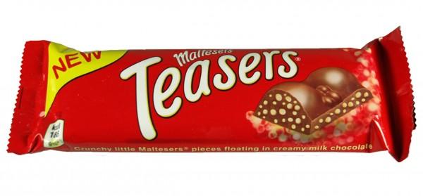 Maltesers Teasers.