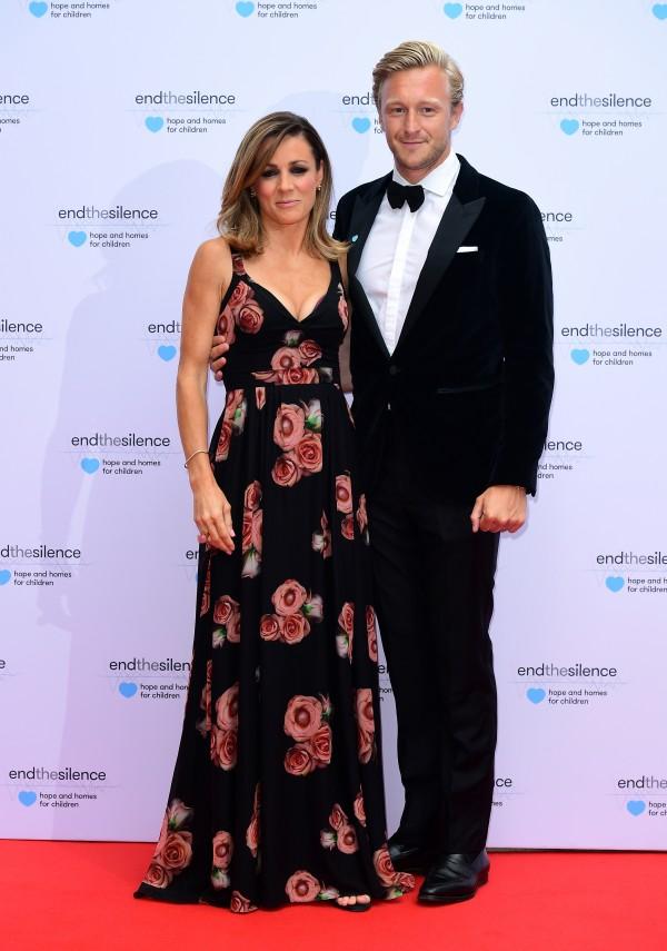 Natalie Pinkham and Owain Walbyoff