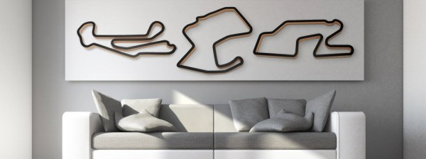 track sculpture