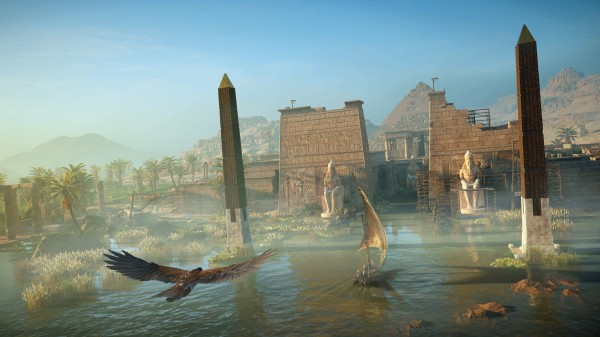 Assassin's Creed Origins.