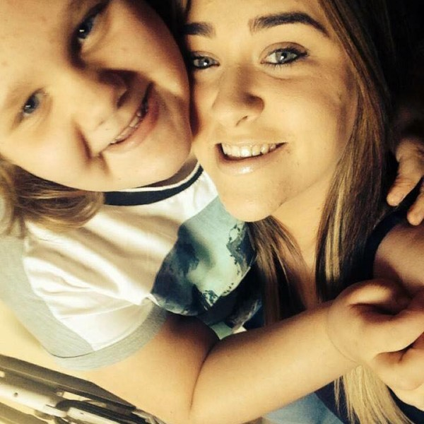Stephanie Ellis and her daughter Brooke Kirkness