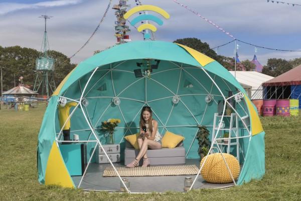 4GEE smart tent