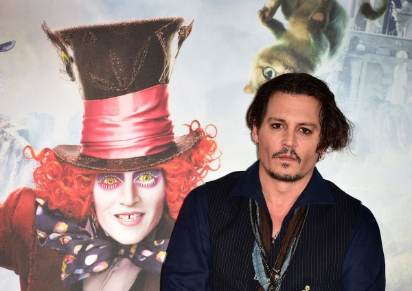 Johnny Depp The Management Group