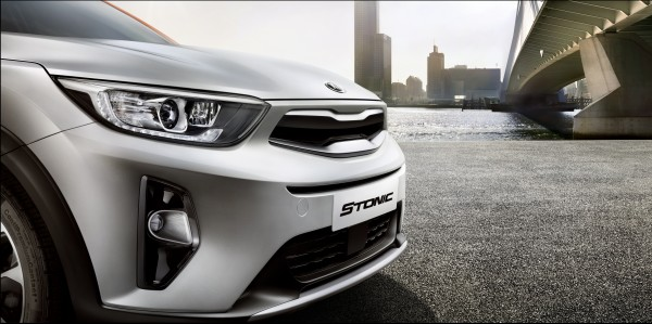 The Stonic goes on sale in the third quarter of 2017