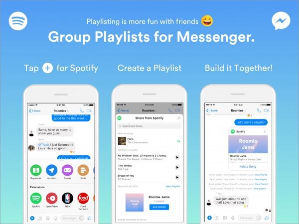 Group Playlists