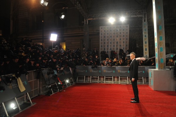 A night at the Baftas.