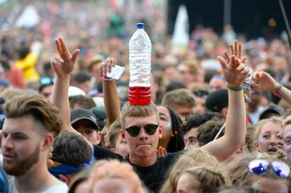 Glastonbury Festival 2017.