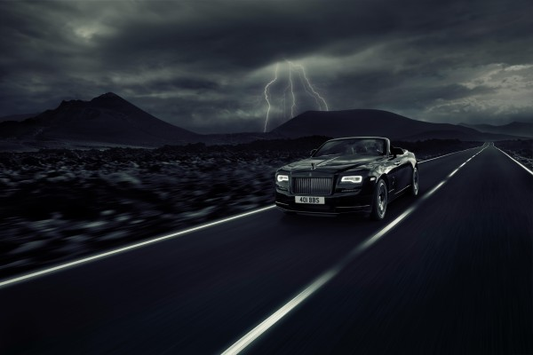 This Rolls Royce Dawn spin-off is built for young people