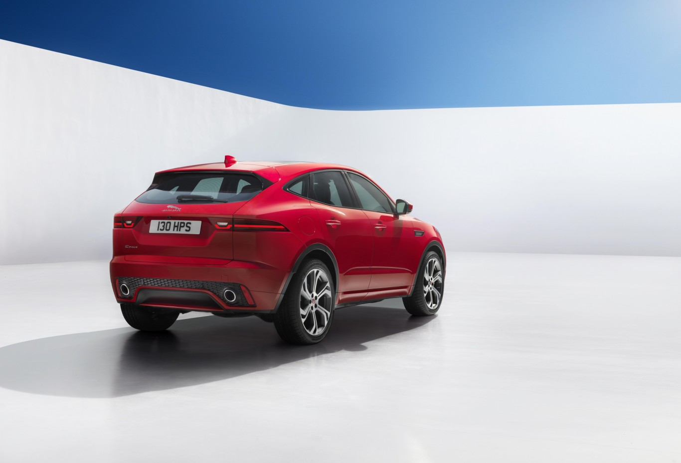 Jaguar E-Pace preview