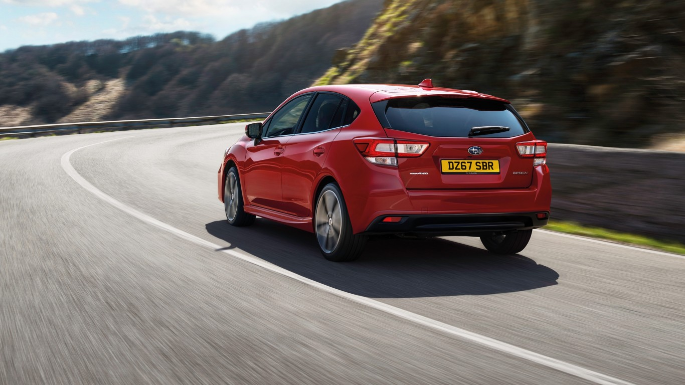 Subaru Impreza launched as all-wheel drive Ford Focus rival